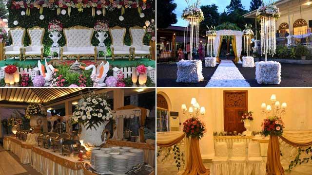 Wedding di Gedung LCBI