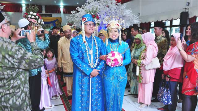 Event Wedding di Gedung Sasana Wira Sakti