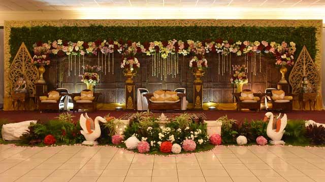 Wedding di Aula Hotel 678