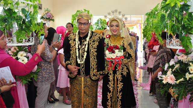 Event Wedding di Griya Curug Indah