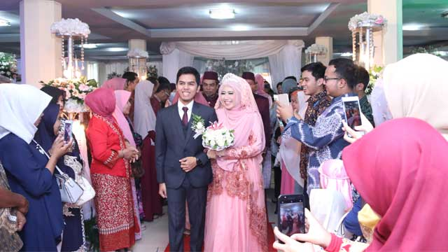Event Wedding di Masjid Baiturrahman