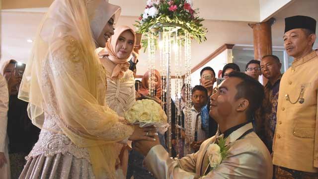Wedding di Griya Bhima Sakti