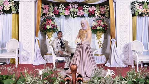 Wedding di Griya Bhima Sakti