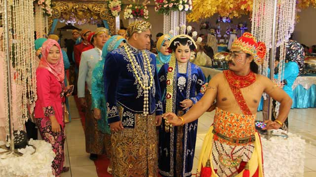 Event Wedding di Hotel 678