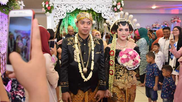 Event Wedding di Hotel 678