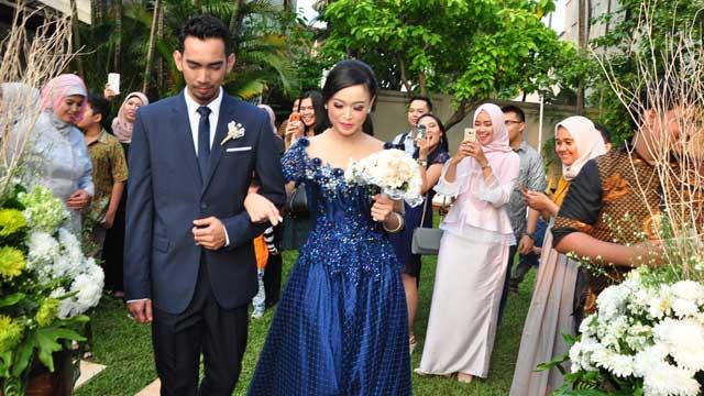 Event Wedding di Villa Mediapura Pejaten