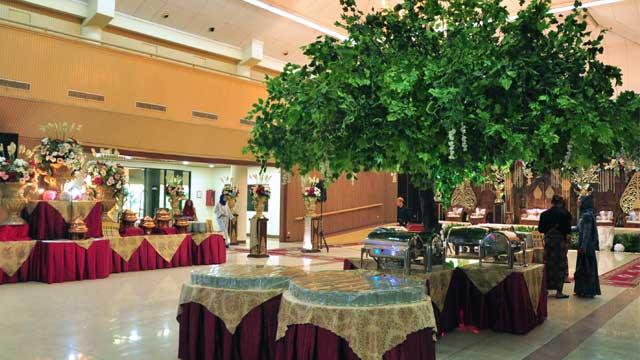 Wedding di Gedung Depsos Bekasi