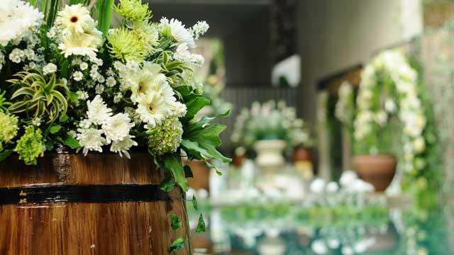 Dekorasi Wedding