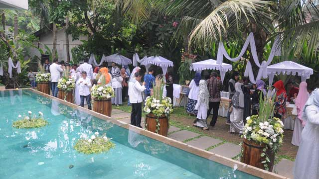 Wedding di Villa Azila