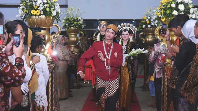 Event Wedding di Gedung Makodam