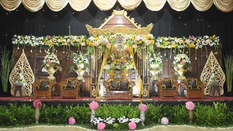 Wedding di Makodam Aula Sudirman