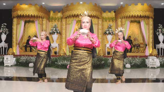 Event Wedding di Graha Zeni