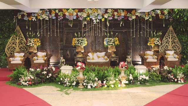 Wedding di Masjid UI Salemba