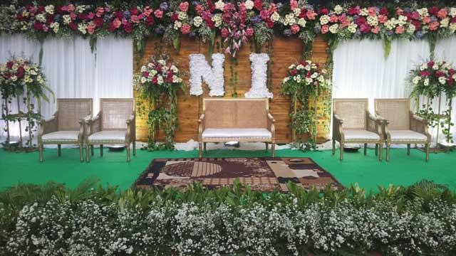 Wedding di Taman Lebah Cibubur