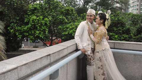 Wedding di Walikota Jakarta Barat