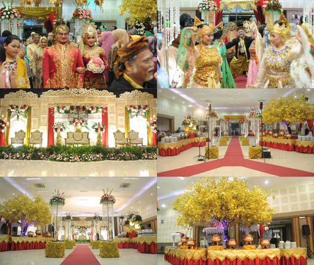 Wedding di Aula Dharmagati