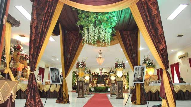 Wedding di Aula Kartika Zeni