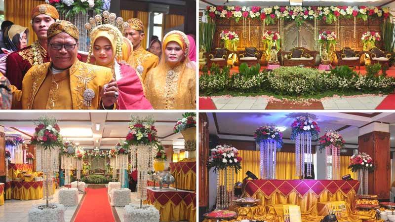 Wedding di SMP Muhammadiyah 9