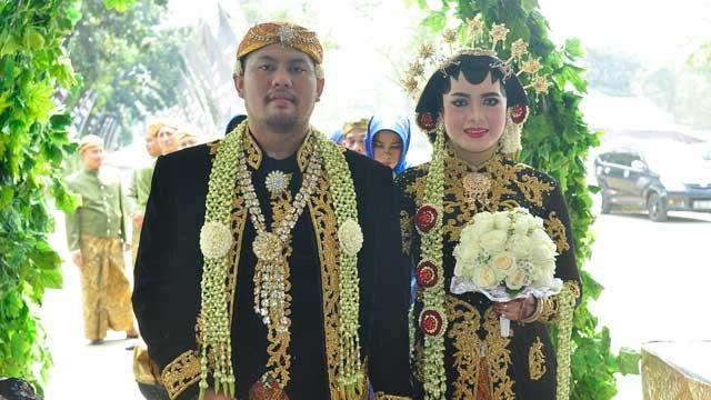 Wedding di Aula Haryanto
