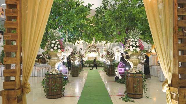 Wedding di BAPRA Cilandak