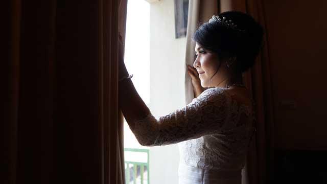 Wedding di Aula Kecil Hotel 678 Cawang