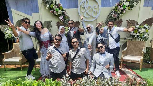 Wedding di Wisma Subud Fatmawati