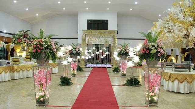 DekoraSI Wedding di Gedung Makodam