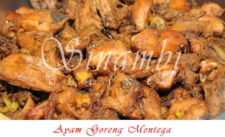 Ayam Saos Mentega - Sinambi Kuliner