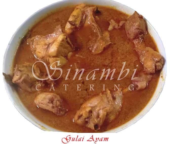 Gulai Ayam - Sinambi Kuliner