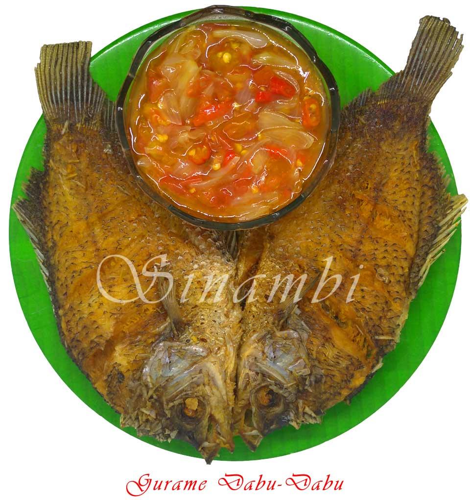 Gurame Dabu-Dabu - Catering Harian