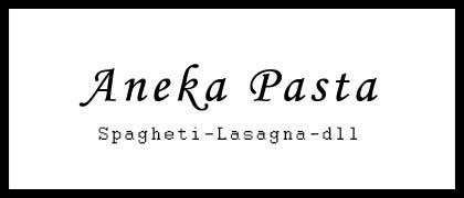 Aneka Pasta