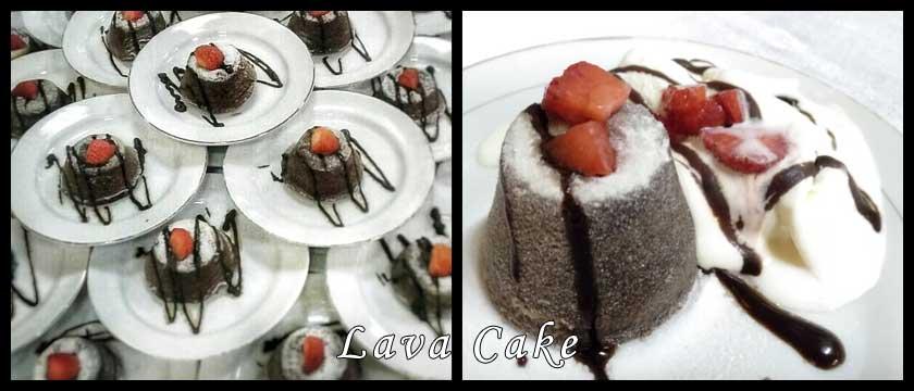 Lava Cake (Gubukan)