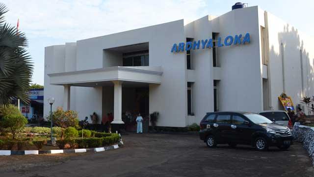 Gedung Ardhyaloka Halim