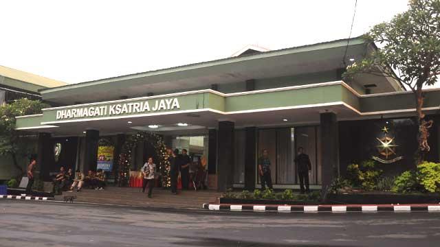 Aula Dharmagati Ksatia Jaya