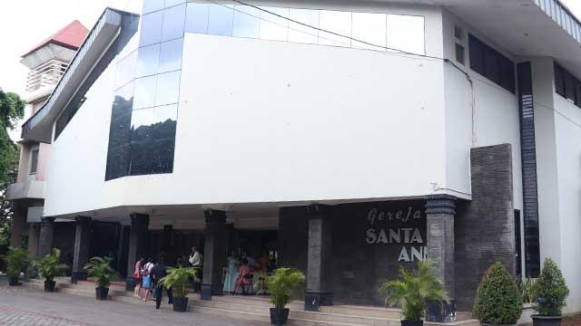 Gereja Santa Anna