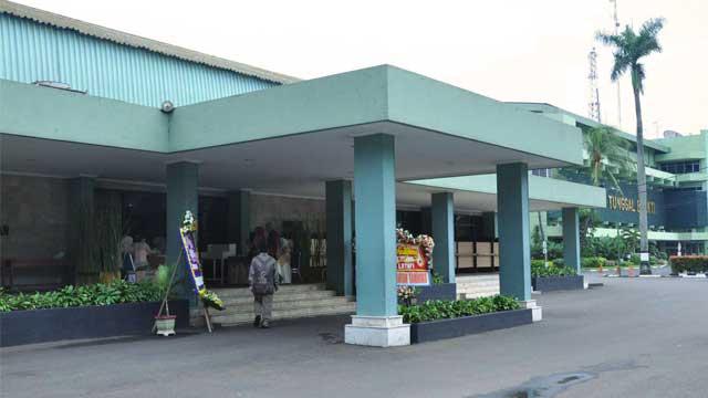 Aula Sudirman Makodam Cawang