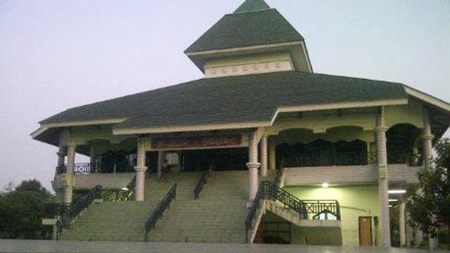 Masjid Babussalam Jakarta Utara