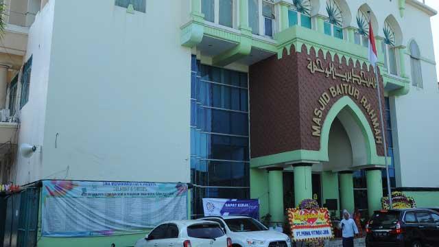 Masjid Baitur Rahmah Dewi Sartika
