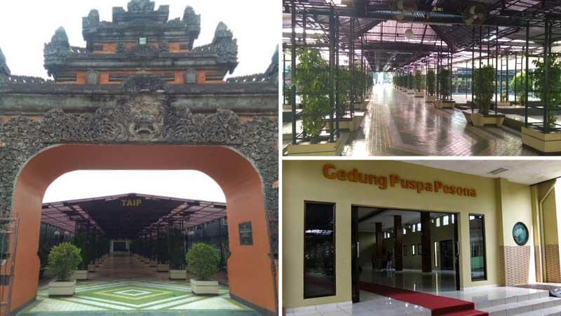 Gedung Pernikahan Puspa Pesona Taman Anggrek