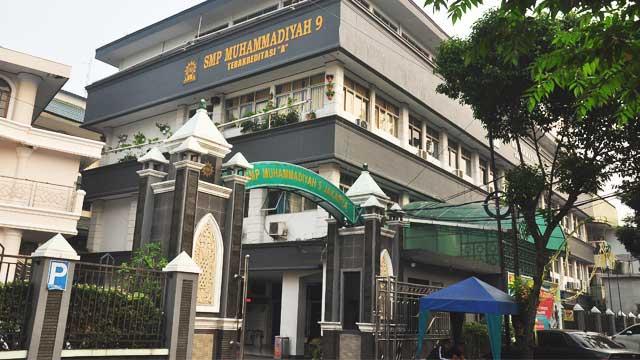 SMP Muhammadiyah 9 Kebayoran