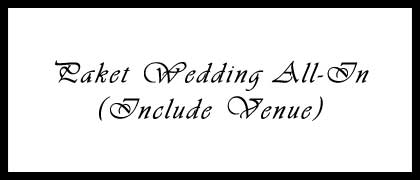 Paket Wedding All-In