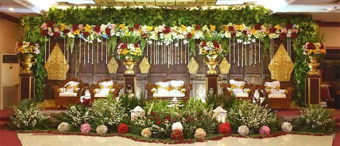 Wedding di Gedung PU Jakarta Selatan