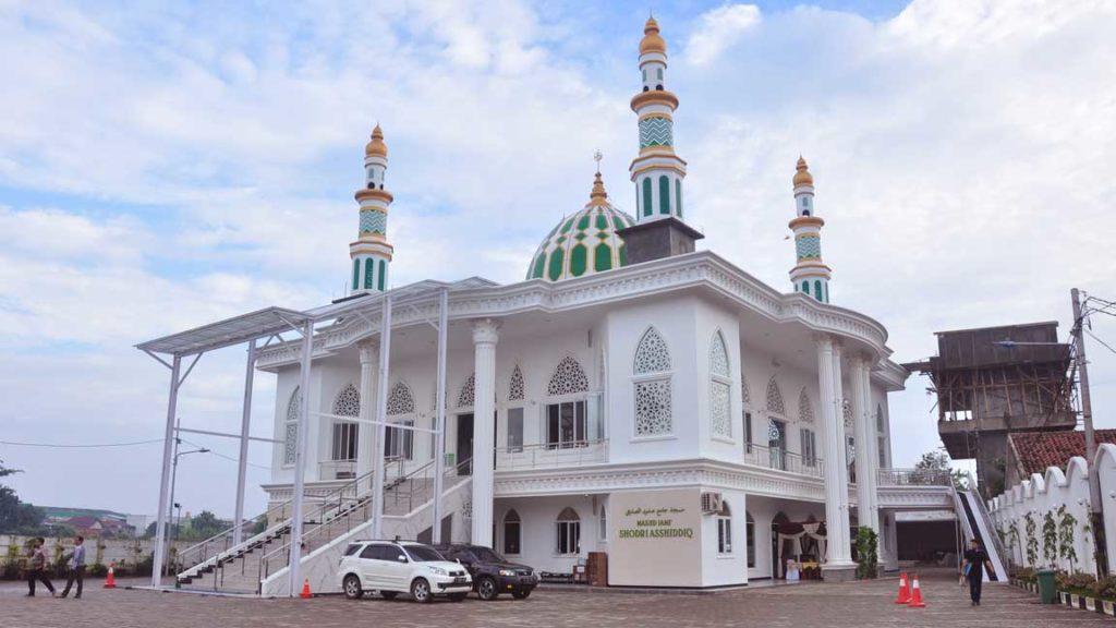 Masjid Shodri Asshiddiq