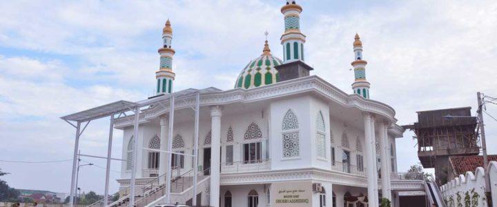 Wedding di Masjid Shodri Asshiddiq Cakung