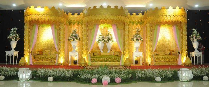 Wedding di Graha Zeni Jakarta Timur