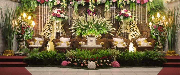 Wedding di Masjid Babussalam Jakarta Timur