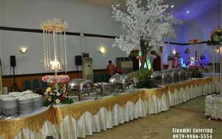 Dekorasi Wedding di Gedung Makodam Aula Sudirman