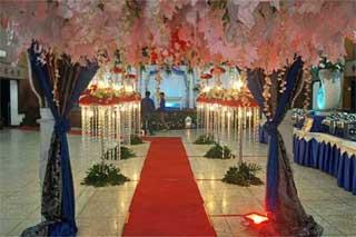 Wedding di Gedung Menza Matraman