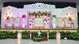 Wedding di GOR Otista