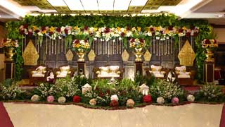 Wedding di Gedung PU